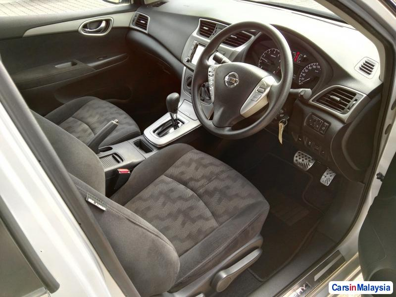 Nissan Sylphy Automatic 2014 in Malaysia