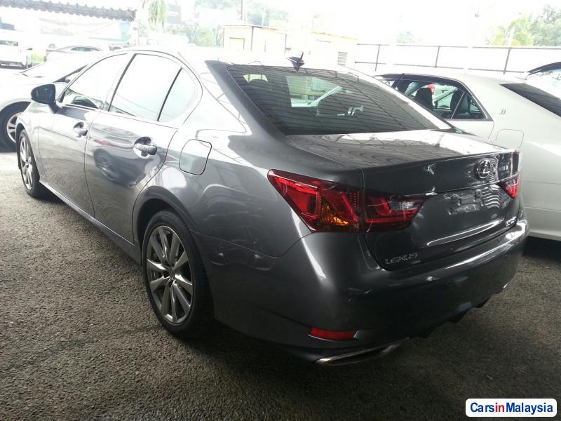 Lexus GS Automatic 2012
