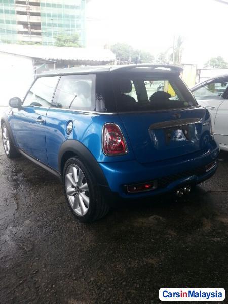 MINI Cooper S Semi-Automatic 2011 in Malaysia