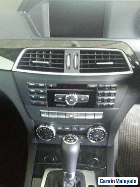 Picture of Mercedes Benz C-Class Automatic 2011 in Kuala Lumpur