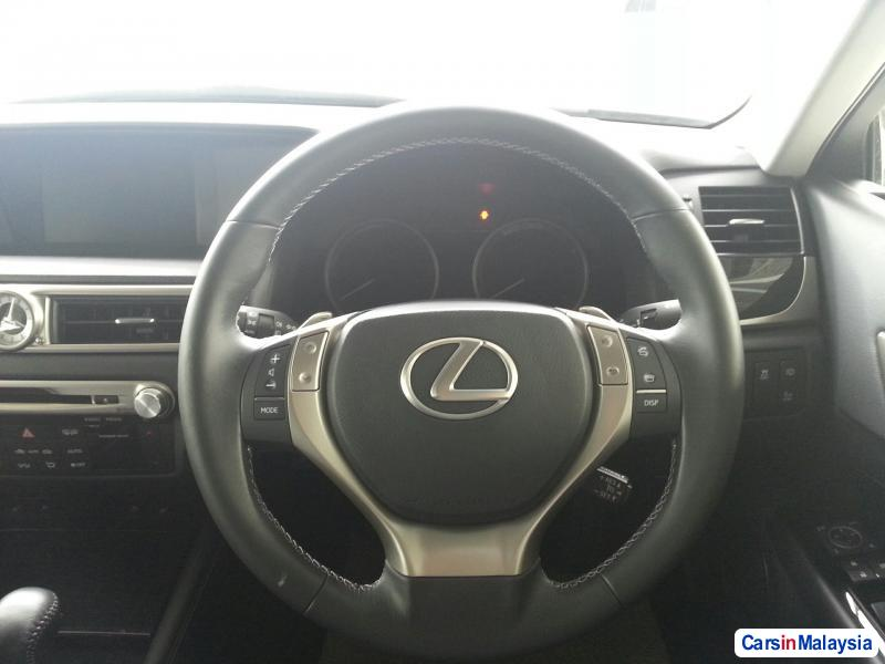 Lexus GS Automatic 2012 in Kuala Lumpur - image