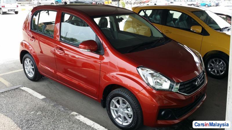 Picture of Perodua Myvi