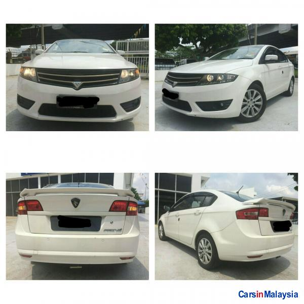 Picture of Proton Preve Automatic 2011