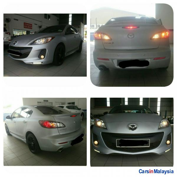 Picture of Mazda 3 Automatic 2012