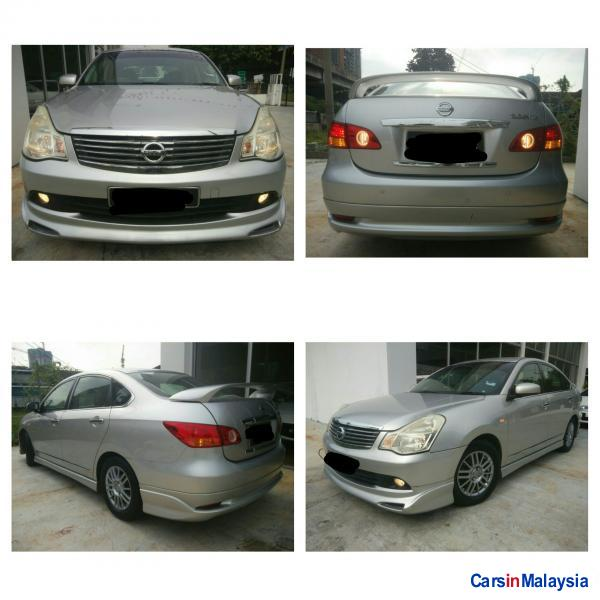 Picture of Nissan Sylphy Automatic 2010