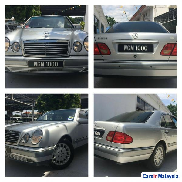 Pictures of Mercedes Benz E280 Automatic 1998