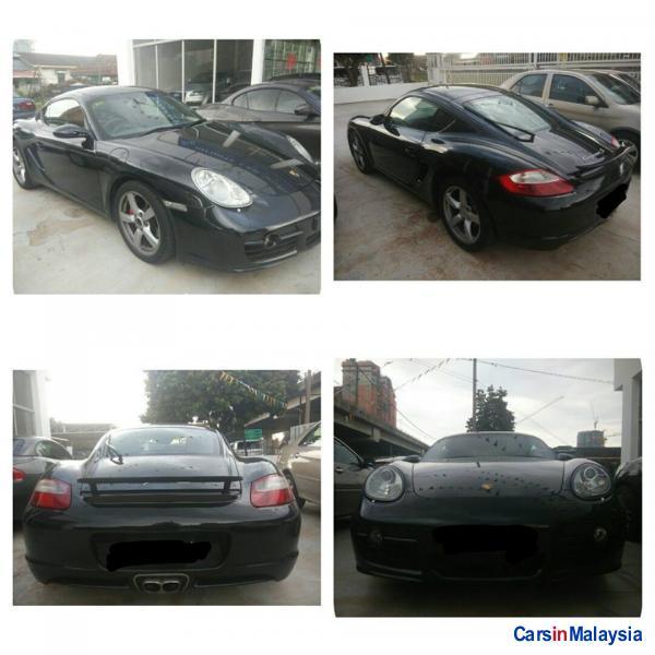 Pictures of Porsche Cayman Automatic 2008