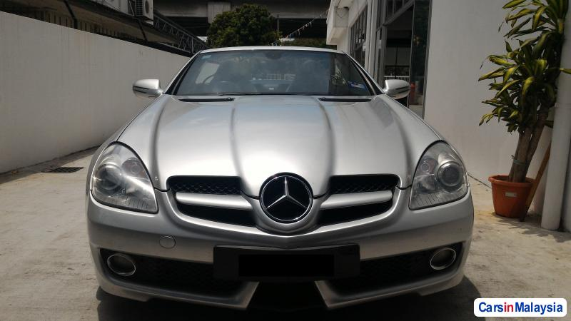 Picture of Mercedes Benz SLK200 Automatic 2008