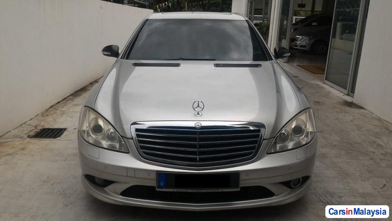Picture of Mercedes Benz S350 Automatic 2006