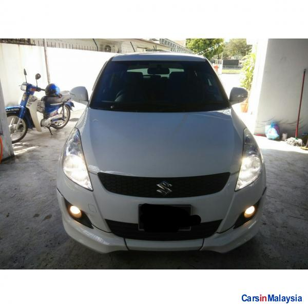 Picture of Suzuki Swift Automatic 2013