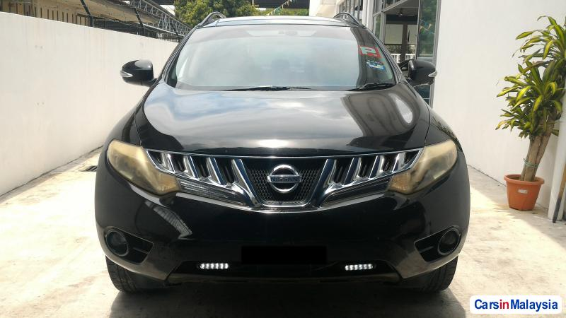 Pictures of Nissan Murano Automatic 2008