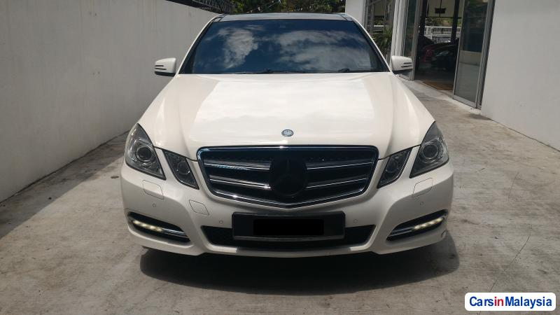 Picture of Mercedes Benz E250 Automatic 2013