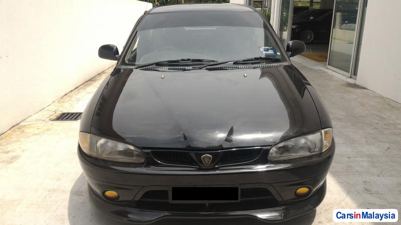 Picture of Proton Wira Manual 2005