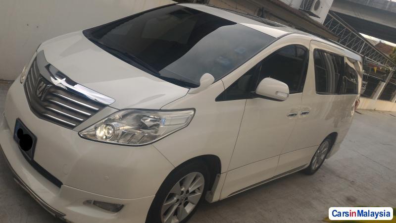 Toyota Alphard Automatic 2008 in Selangor