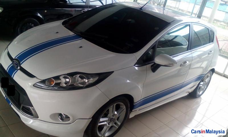 Ford Fiesta Automatic 2013 in Selangor