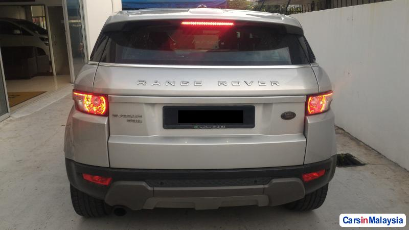 Land Rover Range Rover Automatic 2012 in Selangor