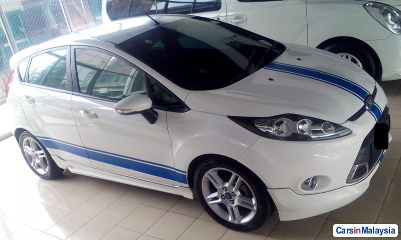 Ford Fiesta Automatic 2013 in Malaysia