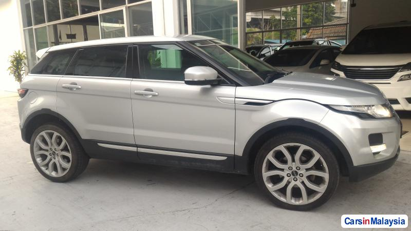 Land Rover Range Rover Automatic 2012 in Malaysia