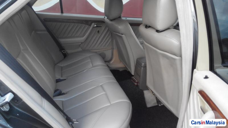 Picture of Mercedes Benz C-Class Automatic 1995 in Malaysia