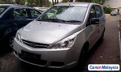 Picture of Proton Exora Manual