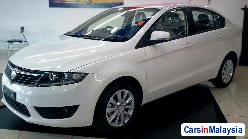 Pictures of Proton Preve Semi-Automatic