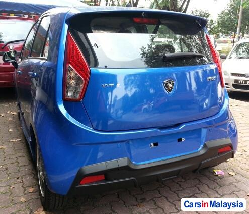 Pictures of Proton Iriz Automatic