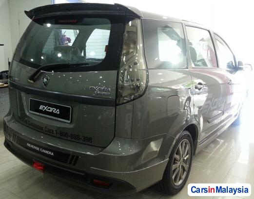 Picture of Proton Exora Automatic