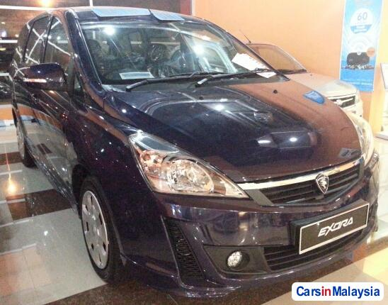 Pictures of Proton Exora Automatic