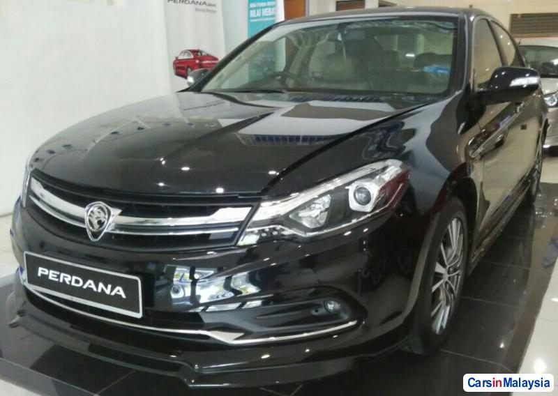 Picture of Proton Perdana Automatic