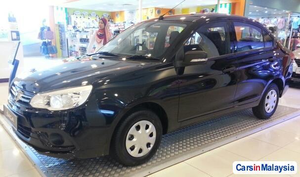Picture of Proton Saga Automatic