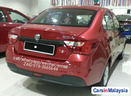 Picture of Proton Saga Automatic