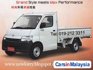 Picture of Daihatsu Gran Max Manual 2015