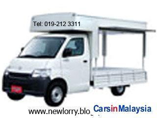 Daihatsu Gran Max Manual 2015 in Kuala Lumpur