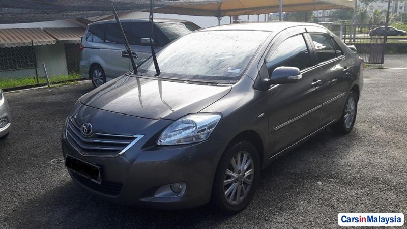 Toyota Vios Automatic 2010 in Kuala Lumpur