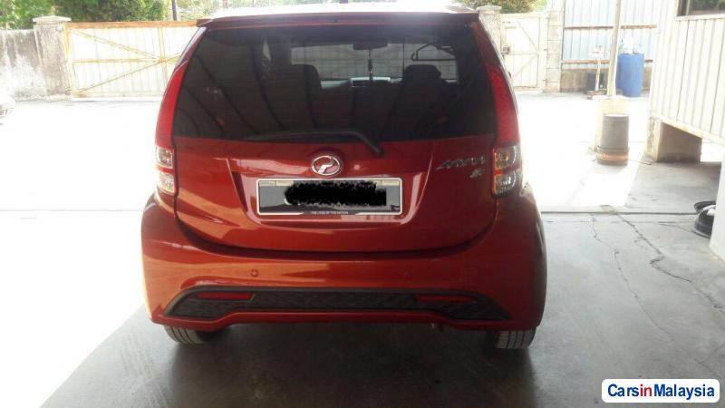 Picture of Perodua Myvi Automatic in Kuala Lumpur