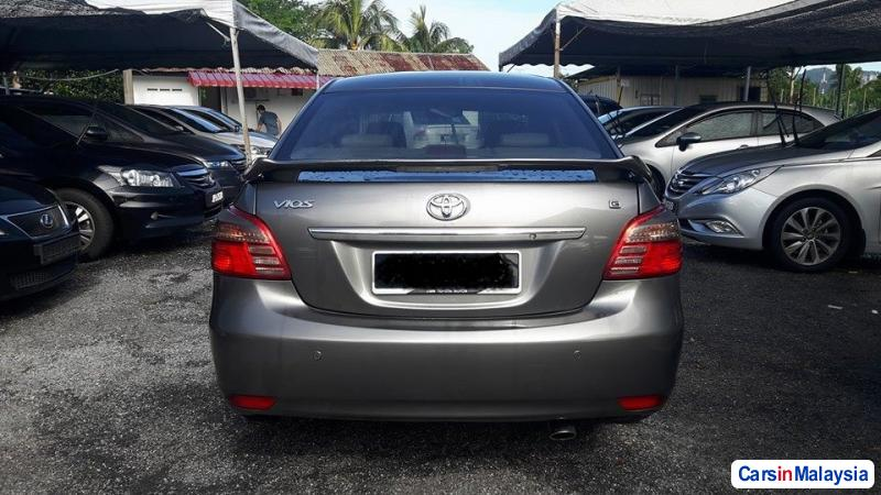 Picture of Toyota Vios Automatic 2010 in Malaysia