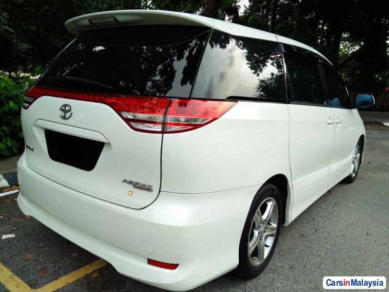 Toyota Estima Automatic 2012 in Malaysia