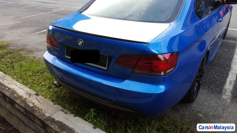 Picture of BMW 3 Series Automatic 2012 in Kuala Lumpur