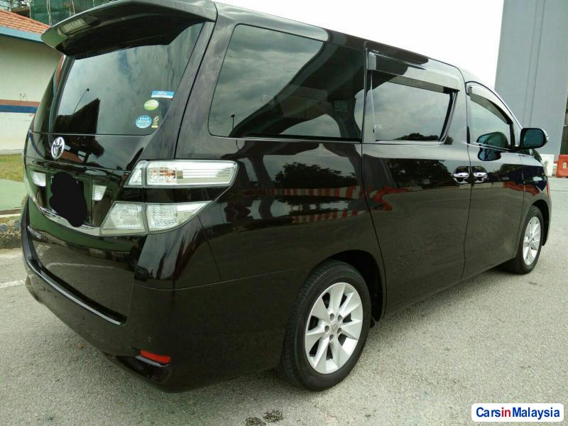 Picture of Toyota Vellfire Automatic 2013 in Kuala Lumpur