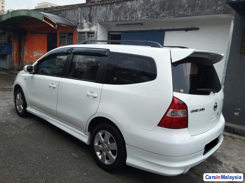Picture of Nissan Grand Livina Automatic 2012 in Malaysia