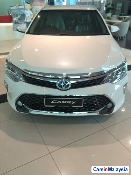 Picture of Toyota Camry Automatic 2016