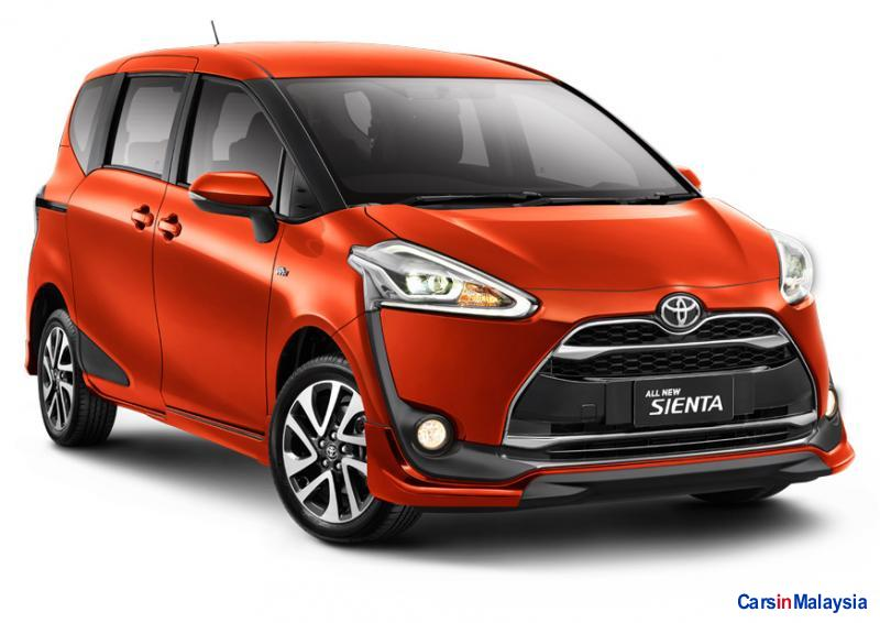 Picture of Toyota Sienta Automatic 2016