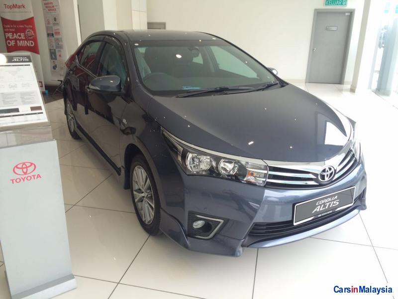 Toyota Vios Automatic 2016