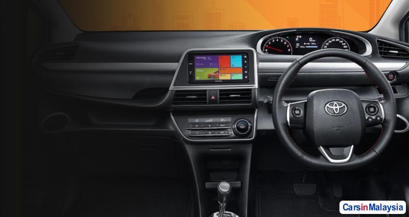 Toyota Sienta Automatic 2016 in Kuala Lumpur