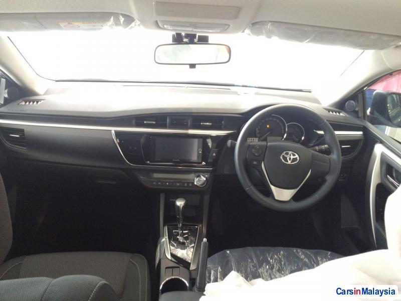 Toyota Vios Automatic 2016 in Malaysia