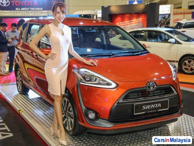 Toyota Sienta Automatic 2016 in Malaysia
