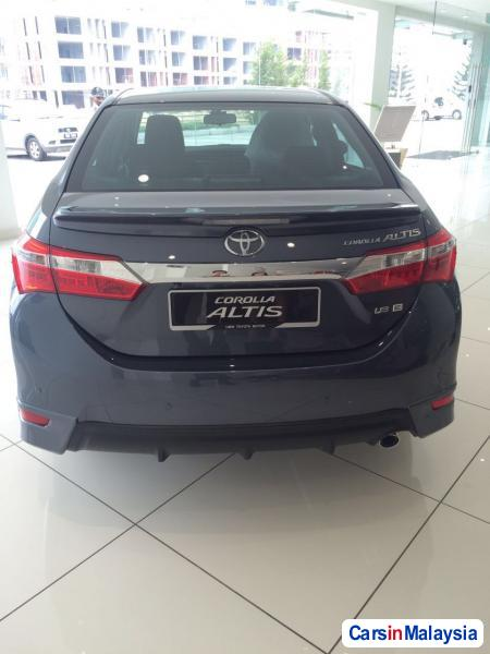 Picture of Toyota Vios Automatic 2016 in Kuala Lumpur