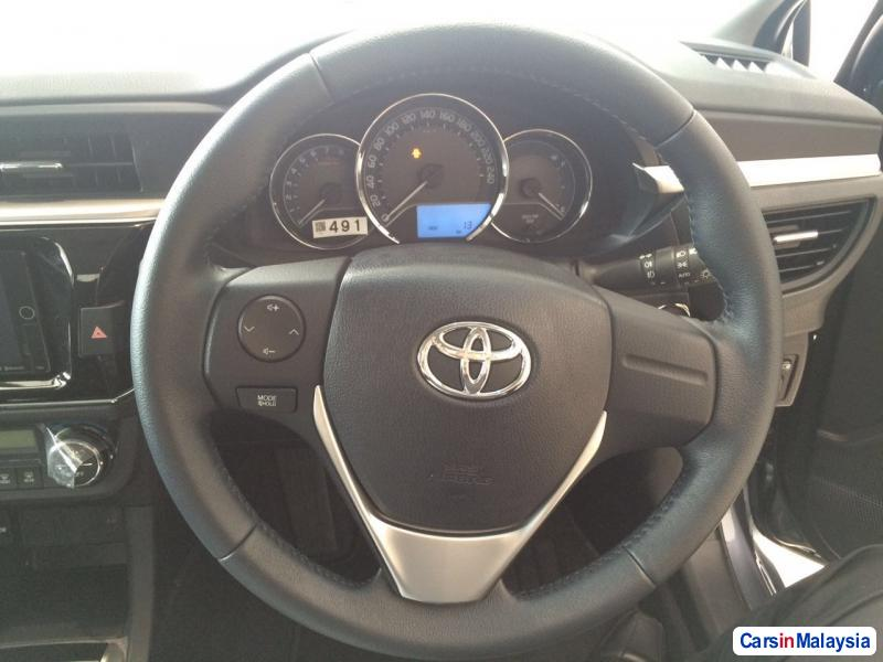 Picture of Toyota Vios Automatic 2016 in Malaysia