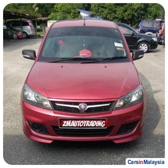 Picture of Proton Saga Automatic 2016
