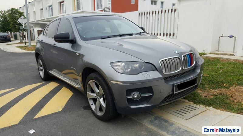 Pictures of BMW X Automatic 2012